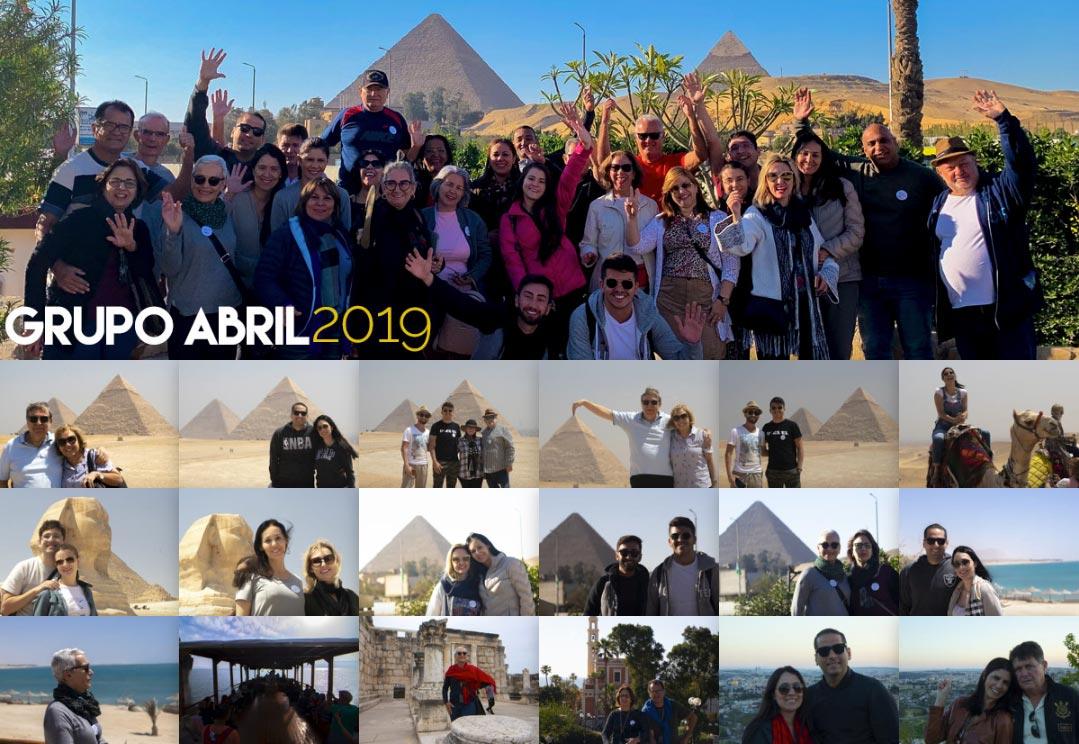 Foto Excursão Viagem a Israel Abril 2019
