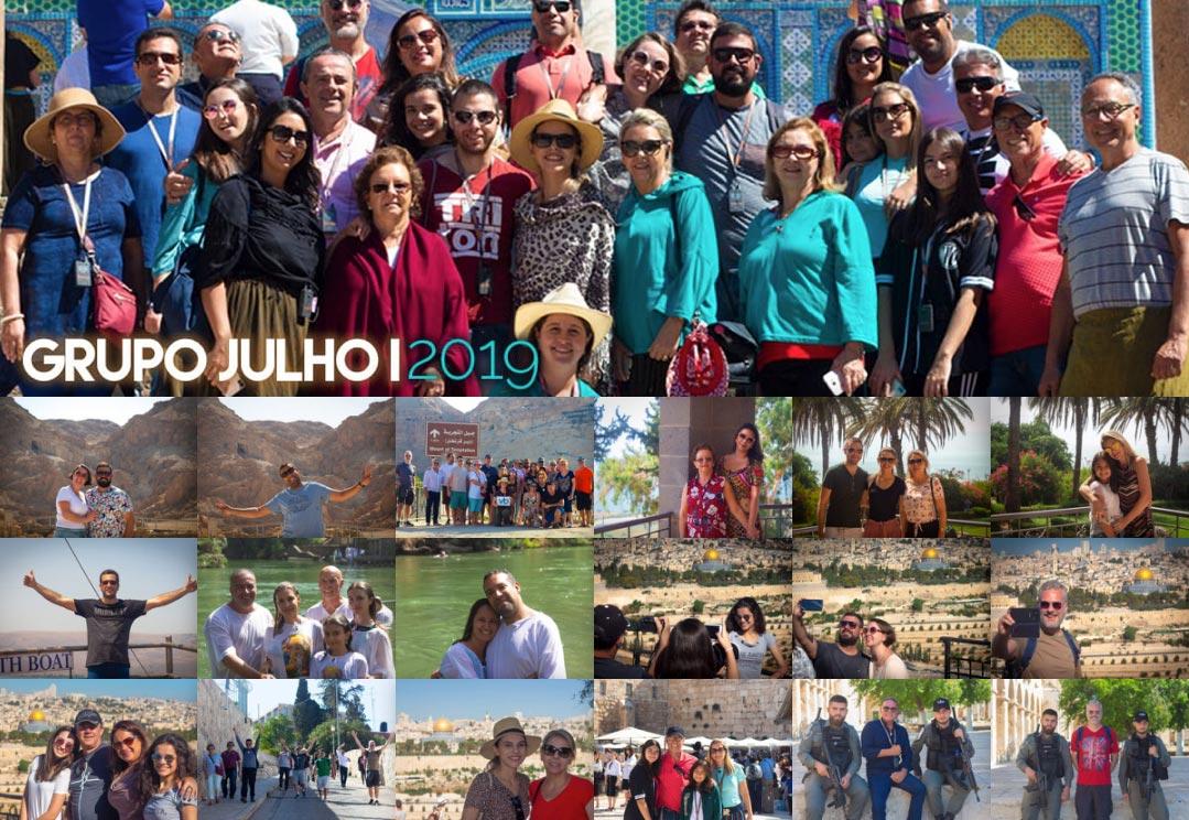 Foto Excursão Viagem a Israel Julho 2019
