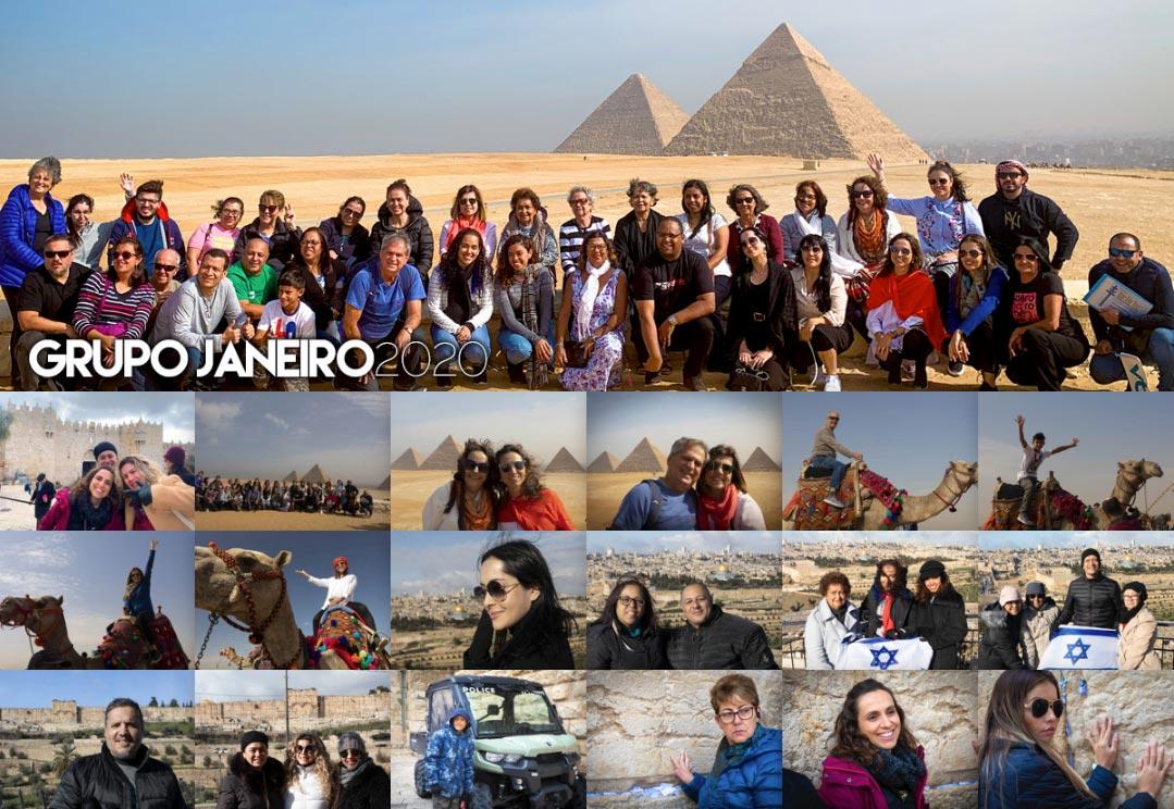 Foto Excursão Viagem a Israel Janeiro 2020